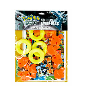 Pokemon Favor Pack- 48pc