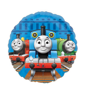 Thomas The Tank Metallic Balloon- 18in