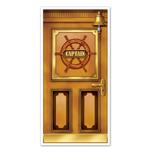 Cruise Ship Door Cover- 5ft