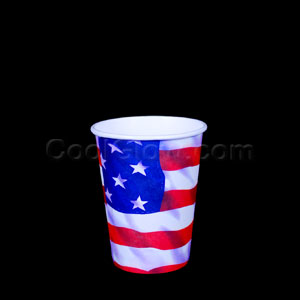 Flying Colors 9 oz Cups - 8ct