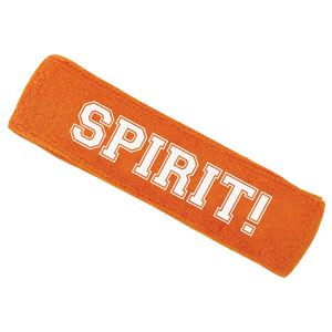 Spirit Headband - Orange