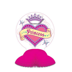 Princess Honeycomb Centerpiece