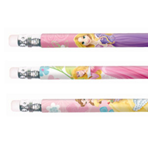 Disney Princess Pencils- 12ct