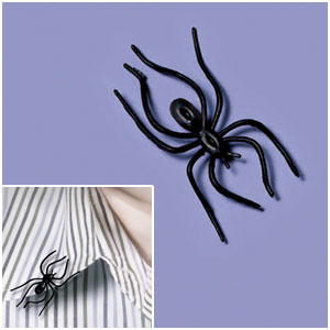 Spider Clip-On- 24ct