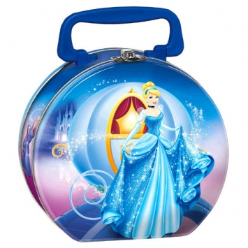 Disney Cinderella Metal Box