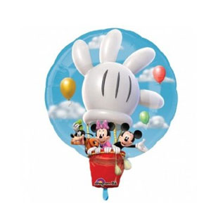 Mickey and Company Hot Air Balloon- 26 Inch