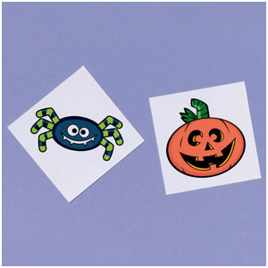 Friendly Frights Tattoo- 24ct