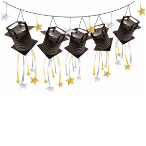Hollywood Lantern Garland- 12ft