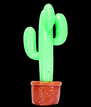 Inflatable Cactus - 3ft