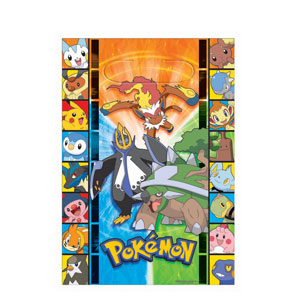 Pokemon Loot Bags- 8ct