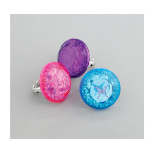 Jewel Rings - 6ct