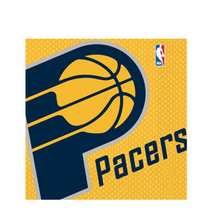 Indiana Pacers Luncheon Napkins