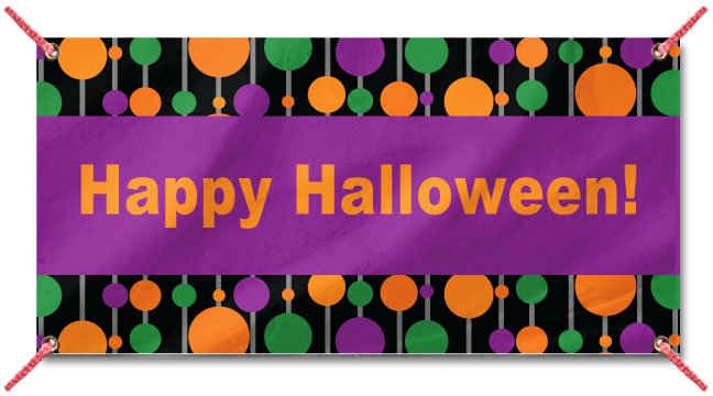Halloween Fun - Custom Banner