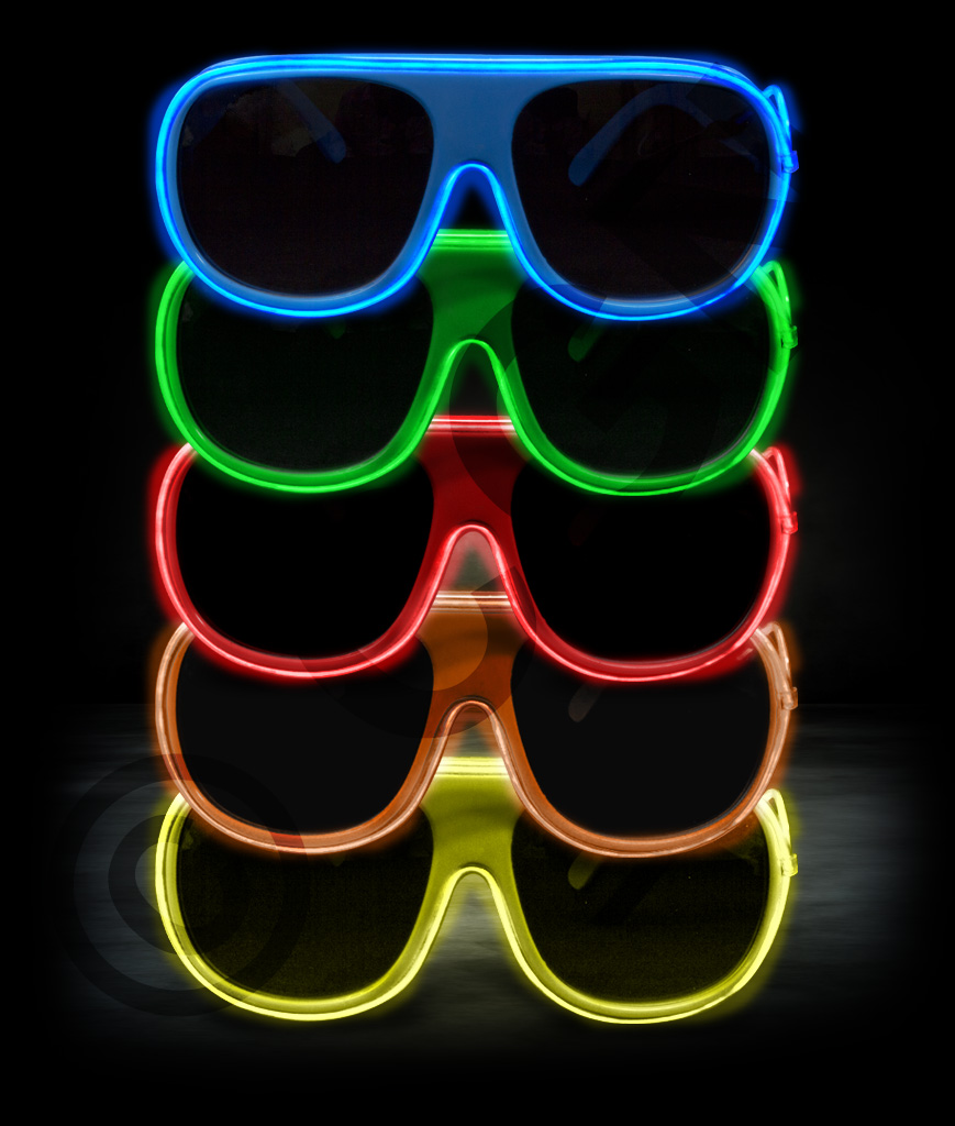 EL Aviator Glasses- Assorted