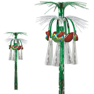 Game Day Football Cascade Hanging Column- 3ft