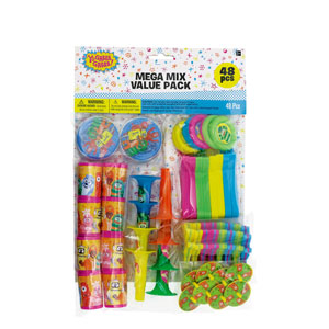 Yo Gabba Gabba Favor Pack- 48pc