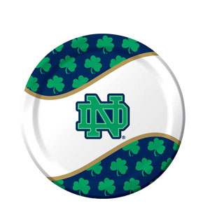 Notre Dame 9 Inch Dinner Plates- 8ct
