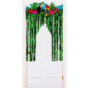 Tropic Metallic Door Curtain- 3ft