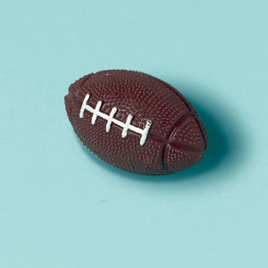 Football Bounce Ball- 12ct