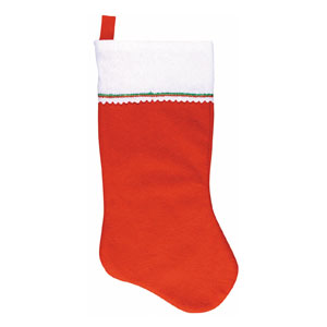 Felt Christmas Stocking- 18 Inch