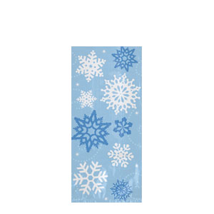 Snowflake Party Bag- Small 20ct