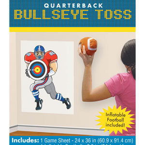 Quarterback Bullseye Toss- 2pc