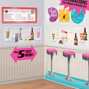 Counter Items Scene Setter Add-Ons- 5ft