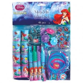 Disney Ariel Mega Mix Value Pack