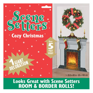 Cozy Christmas Scene Setter Add-On