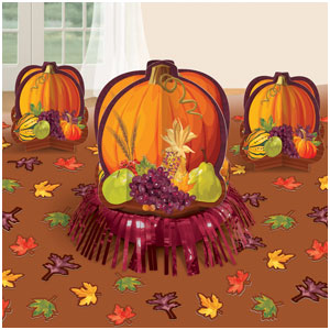 Fall Table Decorating Kit- 27pc