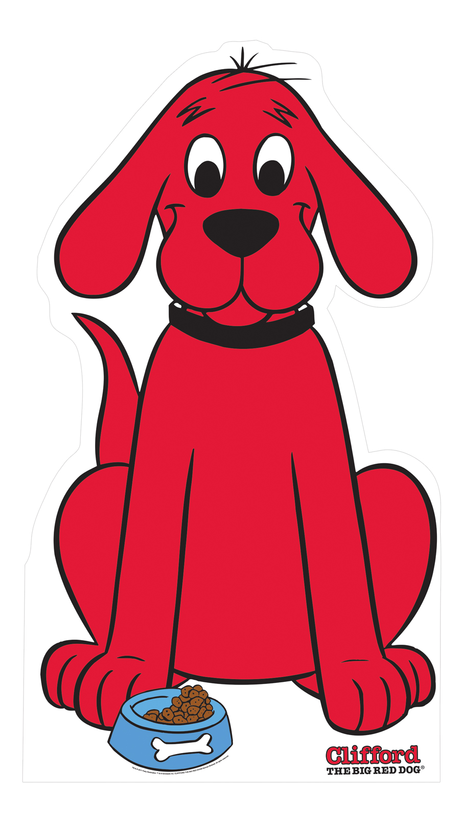 Clifford The Big Red Dog Standup