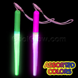 LED Colorful Light Stick Wand - Assorted