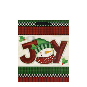 Country Wishes Gift Bag- 12 Inch