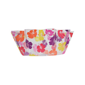 Luau Clear 8 Inch Bowl