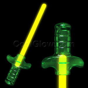 Glow Sword - Yellow