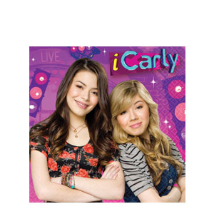 iCarly Luncheon Napkins- 16ct