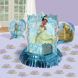 Disney Princess and The Frog Table Decorating Kit- 23pc