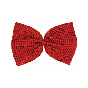 Sequin Giant Bowtie- 12 Inch