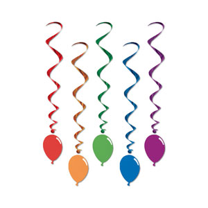 Balloon Whirls - 5ct