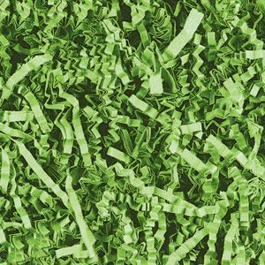 Green Crinkle Cut Shreds
