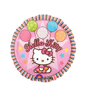 Hello Kitty Balloons- 18 Inch