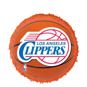 L.A. Clippers Pinata