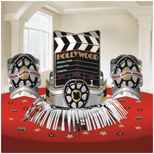Hollywood Table Decorating Kit- 23pc