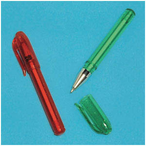 Christmas Mini Pens- 12ct