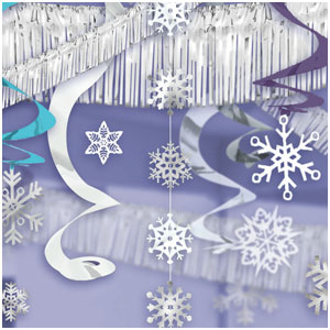 Winter Wonderland Ultimate Decorating Kit