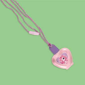 My Little Pony Bubble Necklace Favors- 4ct