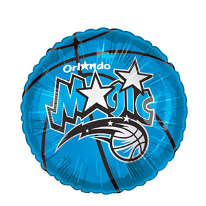 Orlando Magic Balloon- 18in