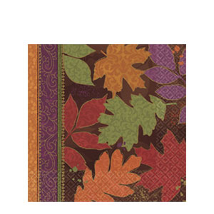 Fall Forward Luncheon Napkins