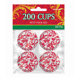 Petit Elagant Cupcake Cases- 200ct