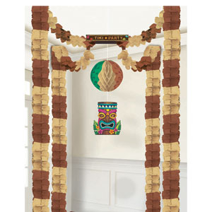 Tiki All-in-One Decoration- 20ft